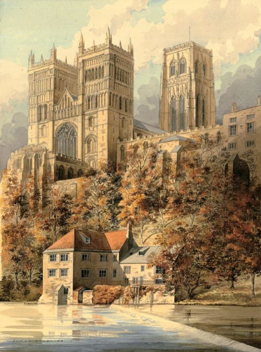 Durham Cathedral at The Dolby Gallery