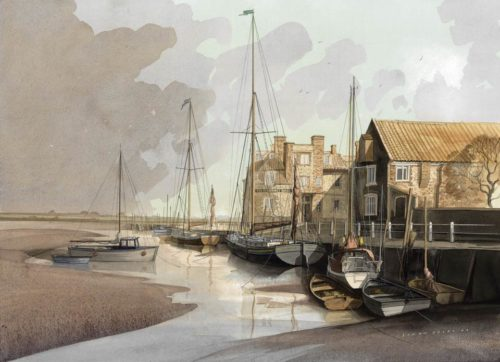 Simon Dolby, Blakeney