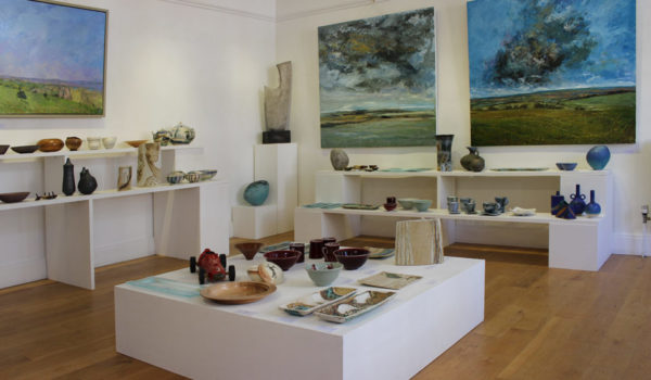 The Dolby Gallery Summer Show 2013 at The Dolby Gallery Oundle