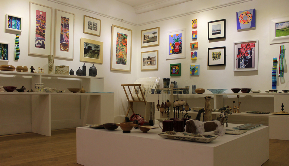 The Dolby Gallery Winter Show, Oundle