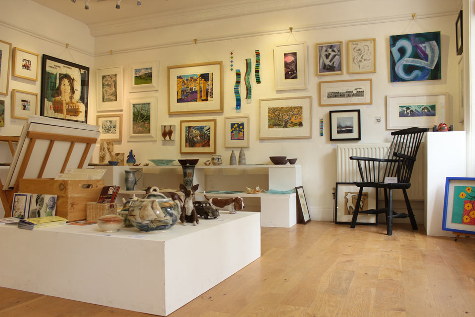 Summer Show 2014 at The Dolby Gallery Oundle