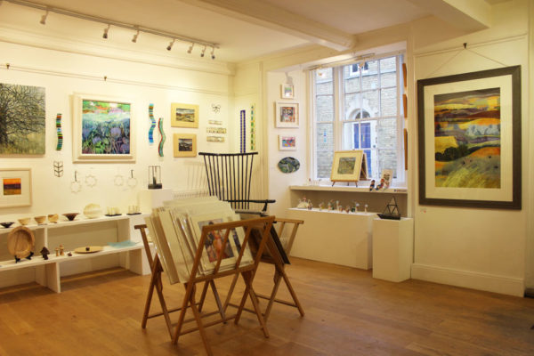 Dolby Gallery Winter Show 2014/15 at The Dolby Gallery Oundle