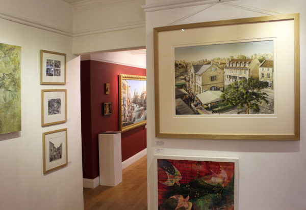 Wintershow at The Dolby Gallery Oundle