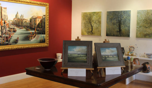Dolby Gallery Spring Show 2015 at The Dolby Gallery Oundle