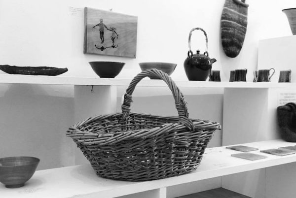 Baskets Maggie Smith, paintings, prints, ceramics, furniture, woodwork, textiles, jewellery, glass, dolby gallery
