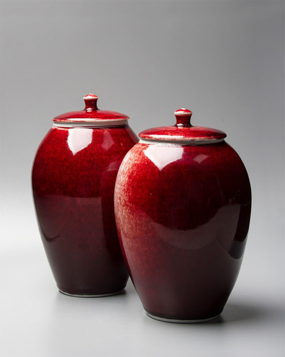 John Masterton, Contemporary Ceramics, East Anglia, The Dolby Gallery
